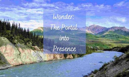Wonder: The Portal into Presence