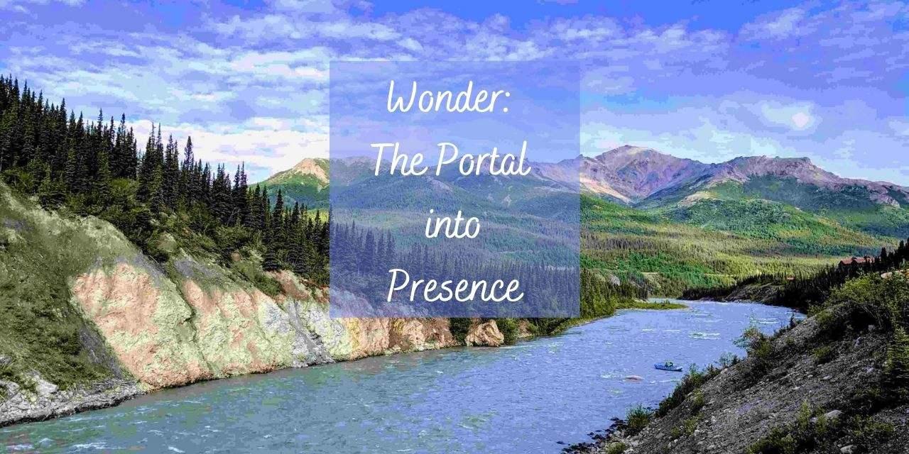Wonder: The Portal into Presence